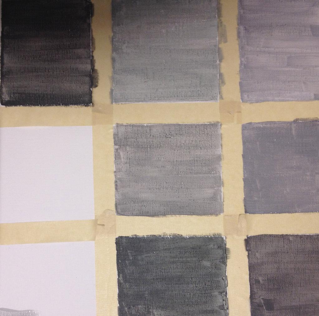 Maleriverksted, fargekontroll